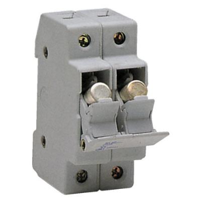 VYNCKIER - Sectionneur pour fusibles cylindriques 10X38 32A 3P+N (droite)
