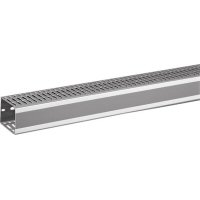 LEGRAND - Goulotte Lina 25 - 2717 mm² (l x h) 40 x 80 mm - long. 2 m