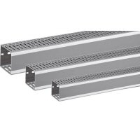 LEGRAND - Goulotte Lina 25 - 3115 mm² (l x h) 60 x 60 mm - long. 2 m