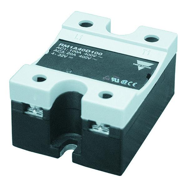 CARLO GAVAZZI - CG SOLID STATE RELAIS 1-FASE ZC 230VAC 50AAC INP 3-32VDC