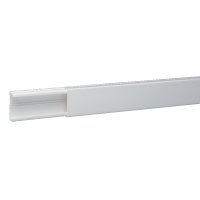 LEGRAND - Moulure DLP section 40 x 16 mm blanc RAL 9010 - 2,1 m