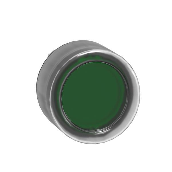 TELEMECANIQUE - Kop voor verlichte drukknop - Ø22 - met kapje - groen - zonder markering