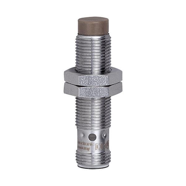 IFM - Inductieve sensor M12 x 1 DC PNP maakcontact Verhoogde schakelafstand, Vergulde