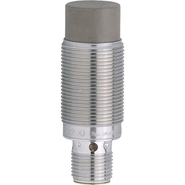 IFM - Inductieve sensor M18 x 1 DC PNP maakcontact Verhoogde schakelafstand, Vergulde