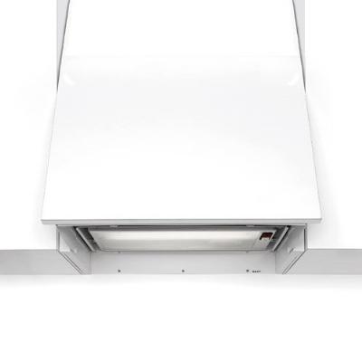 NOVY - Dampkap volledig integreerbaar - 45dB - 261m³/u - 60cm - D - wit