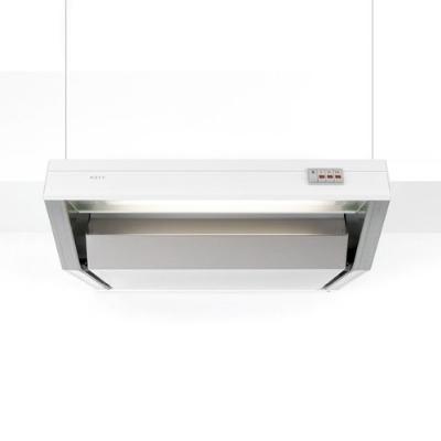 NOVY - Hotte sous-encastrable - 55dB - 263m³/h - 60cm - D - blanc