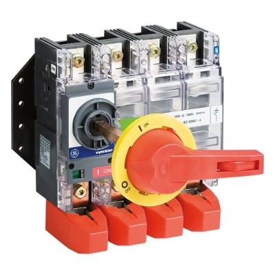 VYNCKIER - Functie DILOS 3 voor 2 kabels - op deksel