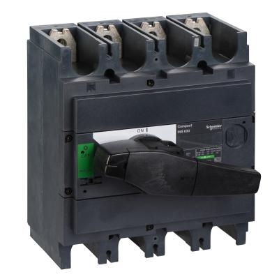 MERLIN GERIN - interrupteur-sectionneur - Interpact INS630 - 4P - 630 A