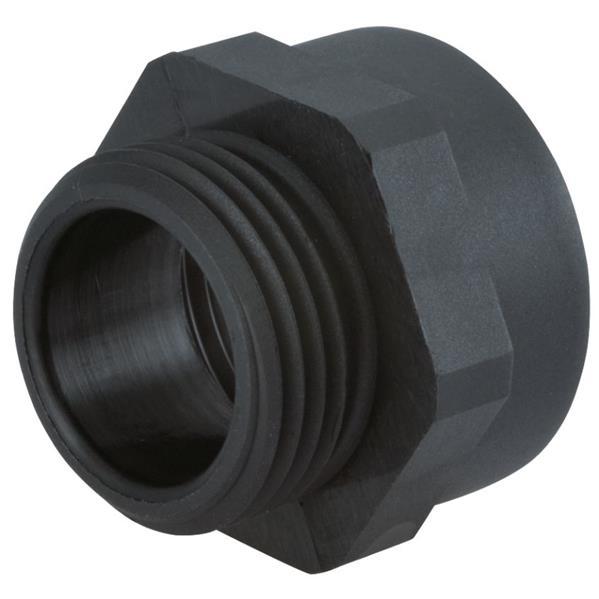 RITTAL - Amplificateur / adaptateur E-M-PA M20x1,5 - M25x1,5 noir