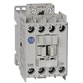 ALLEN BRADLEY - Contacteur 3 pôles, 5.5kW / 400V, bobine 230 V 50/60 Hz, 1 NO