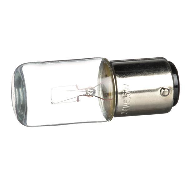 TELEMECANIQUE - lampe de signalisation à incandescence - incolore - BA 15d - 24 V 6,5 W