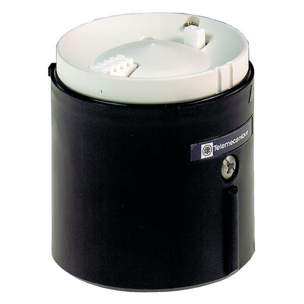 TELEMECANIQUE - Embase pour colonne XVB - avec tube à décharge - noir - IP65
