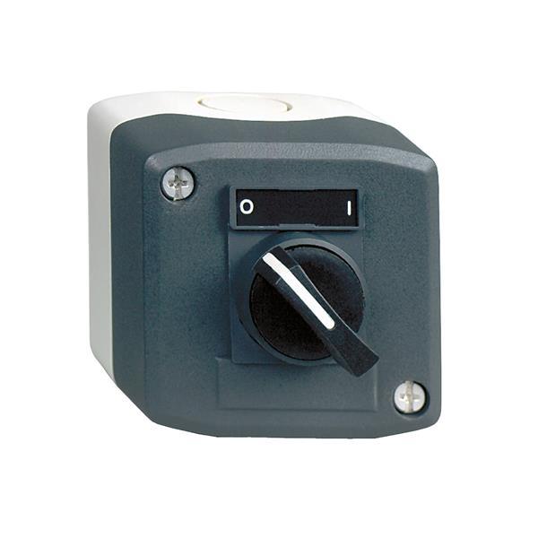 TELEMECANIQUE - boîte à boutons XAL-D - fonction Marche ou Arrêt - 1 F