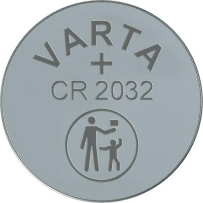VARTA - ELECTRONICS knopcellen CR2032 Lithium 3volt 230mAh blister1