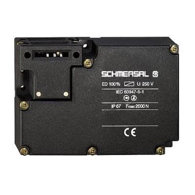 SCHMERSAL - Interrupteur sécurité 4NG+2NO, IP 67  24Vacdc