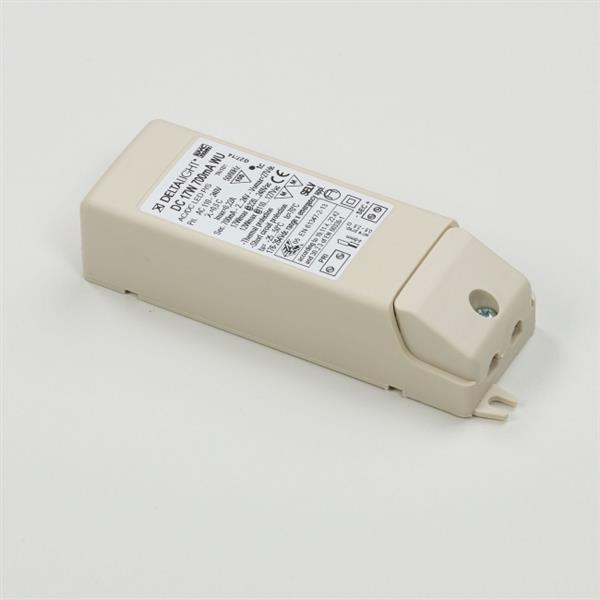 DELTA LIGHT - Led power supply 700mA 17W current controlled 230-240V 26V DC IP20