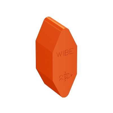 Wibe - Bouchon de protection 28 Matière synthétique orange