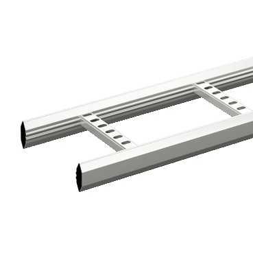Wibe - Echelle à câbles KHZP Tôle d'acier galvanisée à chaud Long: 6000 mm, Larg 200 m