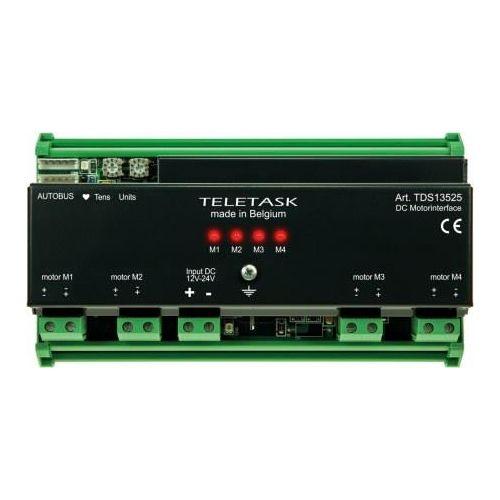 Teletask - TDS interface moteur 4 canaux DC