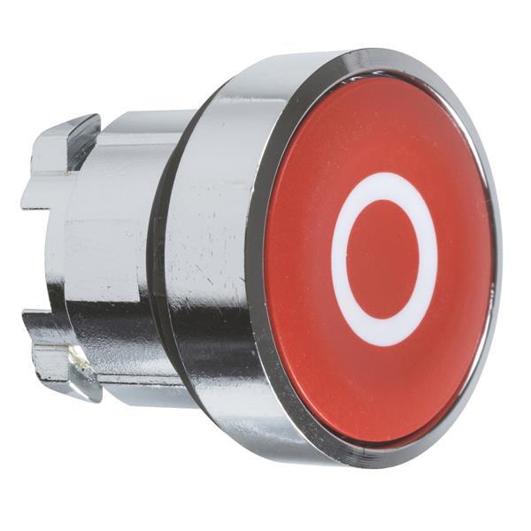 TELEMECANIQUE - Kop voor drukknop - Ø22 - rood - O