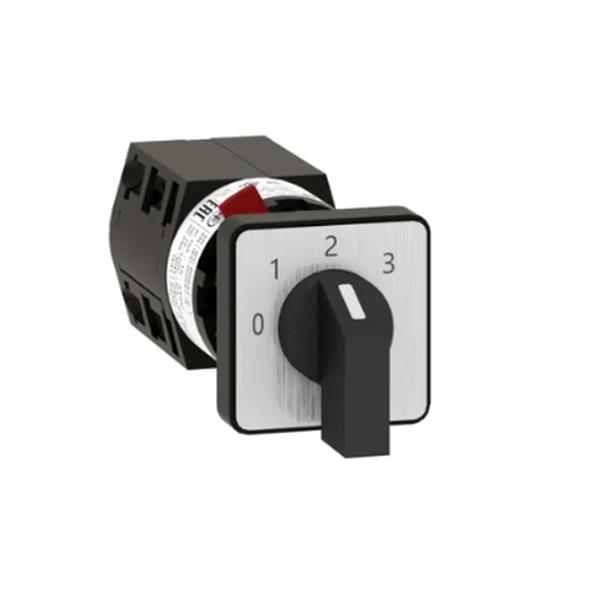 TELEMECANIQUE - sélecteur à gradins à came - 1 pôle - 45° - 10 A - fixation Ø16 ou 22 mm