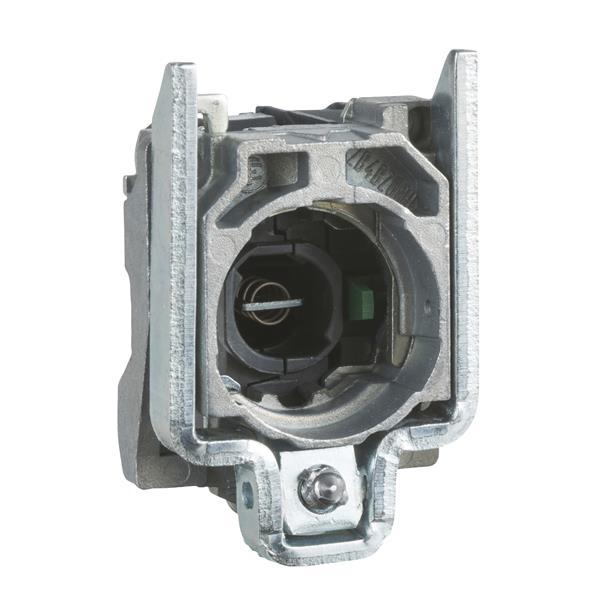 TELEMECANIQUE - Corps pour bouton lumineux - Ø22 - douille BA 9s 1F