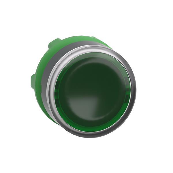 TELEMECANIQUE - tête pour bouton-poussoir lumineux  - Ø 22  - vert
