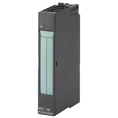 SIEMENS - SIMATIC DP, MODULE ELECTRONIQUE F. ET200S, 2EA STANDARD I-4DMU LARGEUR 15MM +/-