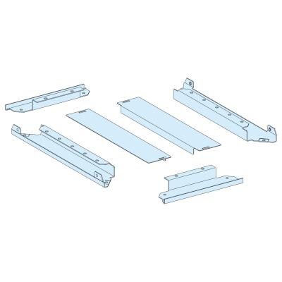 MERLIN GERIN - Plaque passe-câbles 2 parties IP30 L300 P400