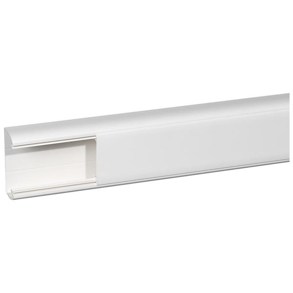 LEGRAND - DLP design kabelgoot 35 x 80mm wit - 2 m - deksel 65 mm