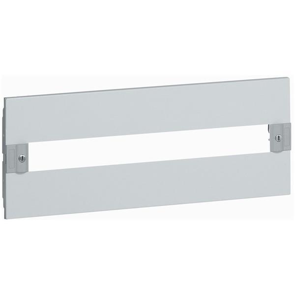 LEGRAND - Plastron métal 1/4 - h 200 mm pour Vistop 160 A et DPX 125