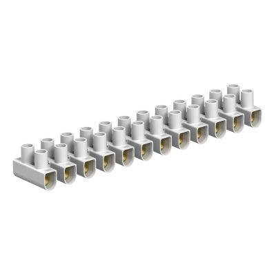 OBO BETTERMANN - Barette de connection à vis 76/CE blanc 6/10 mm²