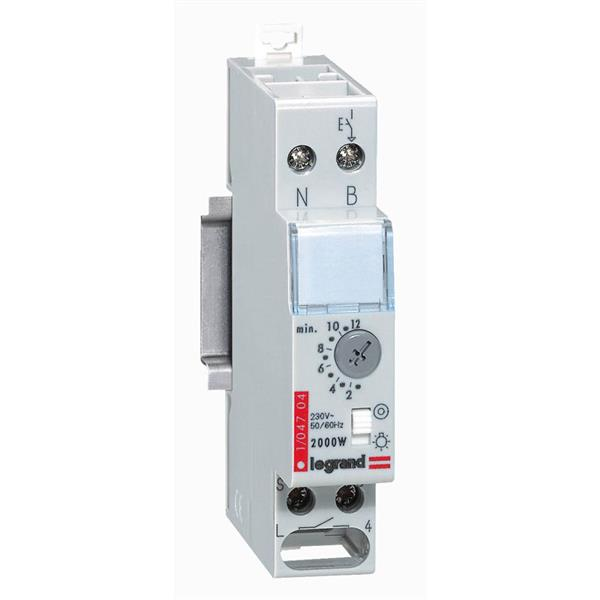 LEGRAND - Trapautomaat multifunctie 230 V - 16 A - 1 module