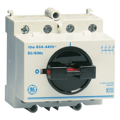 VYNCKIER - DILOS 0 interrupteur modulaire rotatif 4P 63A