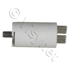VEDELEC - Condensateur de demarage pour moteur sans fil   2µf 450V