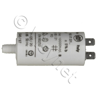 VEDELEC - Condensateur de demarage pour moteur sans fil   4mf 450V