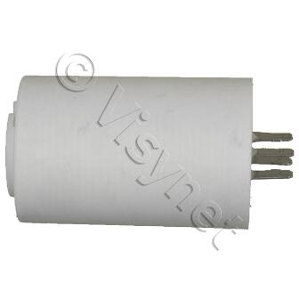 VEDELEC - Condensateur de demarage pour moteur sans fil   25uf 400V