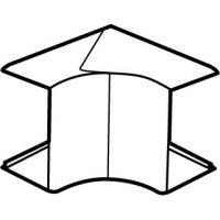 LEGRAND - Angle int. variable DLP distri section 200 x 80 mm - blanc