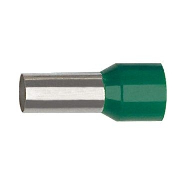 NUSSBAUMER - Kabelschoen geïsoleerde adereindhuls duitse kleurencode 16mm² 12mm koper
