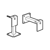 LEGRAND - ACCESSOIRE VENTOUSE SUPPORT METAL FIX. SOL/MURALE