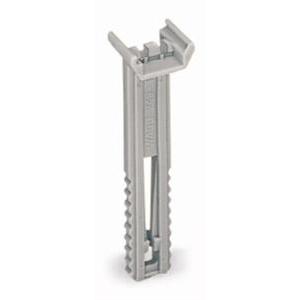 WAGO - Porte-étiquette ajustable en hauteur pour butées d'arrêt 249-116 et 249-117