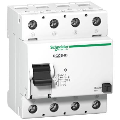 MERLIN GERIN - Interrupteur différentiel ID - 4P - 125A - classeA 300mA