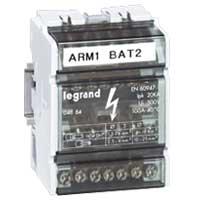 LEGRAND - Repartiteur modulaire 4p 40 A 13 connexions - 20 kA - 6 mod.
