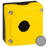 LEGRAND - Osmoz doos met 1 opening - grijs - uit te rusten lege doos
