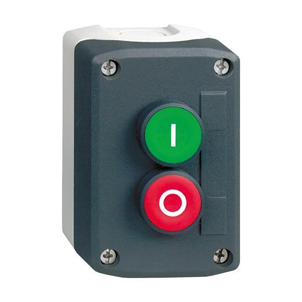 TELEMECANIQUE - boîte à boutons XAL-D - fonction Marche ou Arrêt - 1 O + 1 F