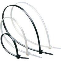 Alg.instal.toebehoren - Kabelbandje,Q Cable Tie 100x2,5 White