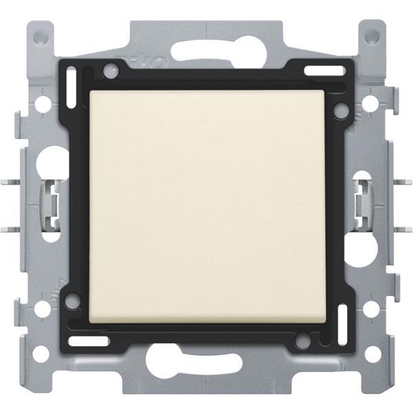 NIKO - Interrupteur va-et-vient 10A 250V AC, crème
