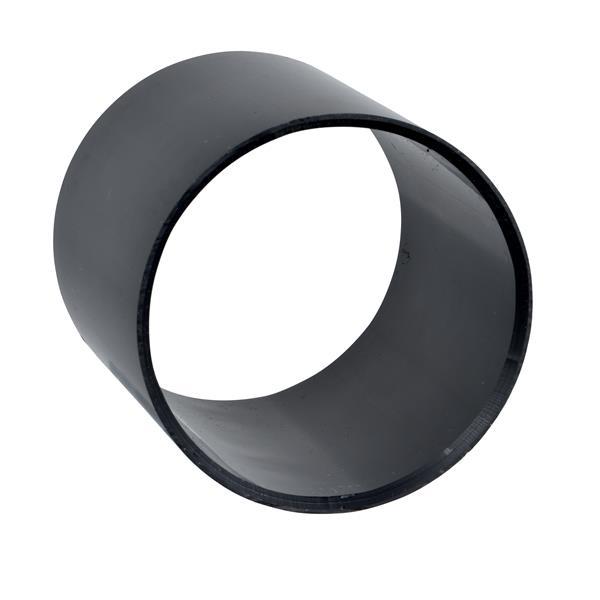 TELEMECANIQUE - Toebehoren voor lichtkolom of baken XVB buis afdekkap l=100mm aluminium zwart