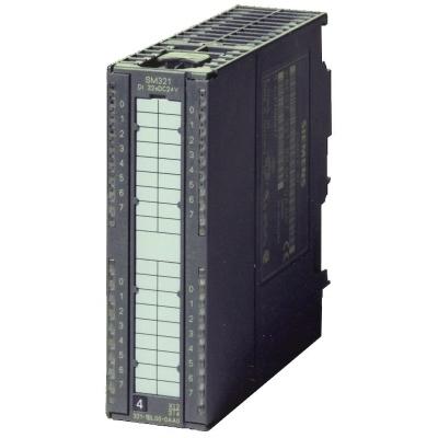 SIEMENS - SIMATIC S7-300, DIGITAL INPUT SM 321, OPTICALLY ISOLATED, 16DI, 24 V DC, 1 X 20