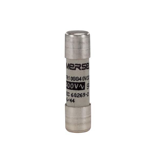 Mersen - Fusible cylindrique gG 32A 10x38mm 400V sans voyant